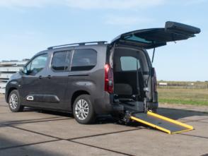 Citroën Berlingo Rolstoelauto van Freedom Auto Aanpassingen