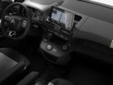 Citroën Berlingo rolstoelauto met bodemverlaging dashboard