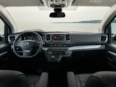 Citroën Spacetourer rolstoelbus met bodemverlaging dashboard