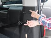 Citroën Spacetourer rolstoelbus elektrisch systeem