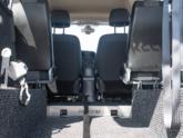 Mercedes Citan Rolstoelauto binnenkant met oprijplaat