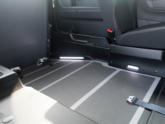 Rolstoelauto Opel Combo binnenkant