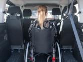 Opel Combo rolstoelauto Panoramagarantie van Freedom Auto Aanpassingen