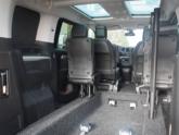 Freedom Auto Aanpassingen Peugeot Traveller rolstoelbus binnenkant