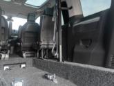 Peugeot Traveller rolstoelbus van Freedom Auto Aanpassingen interieur bodemverlaging