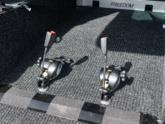 Freedom Kangoo Rolstoelauto rolstoelbevestiging