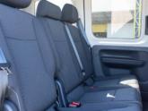 Volkswagen Caddy Rolstoelauto van Freedom Auto Aanpassingen tweede zitrij