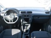 Volkswagen Caddy Rolstoelauto van Freedom Auto Aanpassingen dashboard