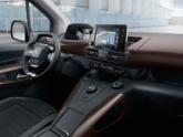 Peugeot Rifter Rolstoelauto dashboard