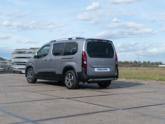 Peugeot Rifter rolstoelauto van Freedom Auto Aanpassingen achterkant