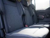 Peugeot Rifter stoelen rolstoelauto van Freedom Auto Aanpassingen tweede zitrij