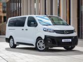 Opel Vivaro rolstoelbus van Freedom Auto Aanpassingen voorkant