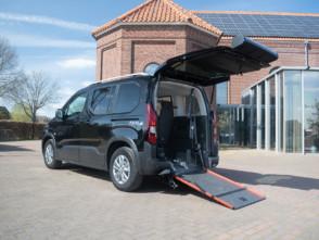 Peugeot Rifter Horizon van Freedom Auto Aanpassingen